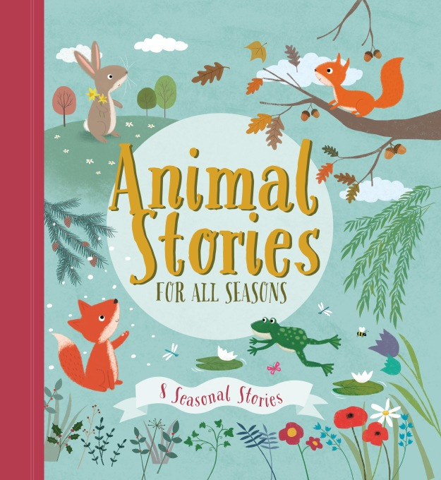 Animal Season Treasury Cover (003)