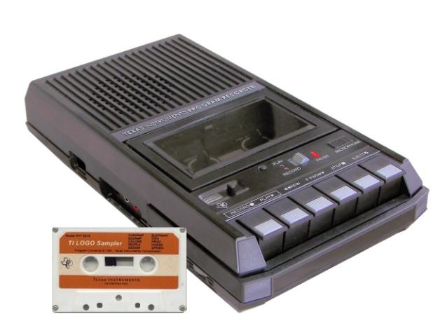 casette recorder