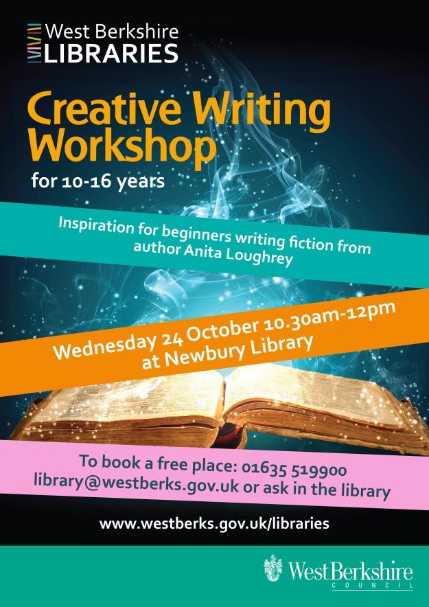 Creative Writing Oct 18 2018