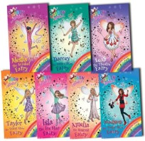 Rainbow Magic Fairies by Daisy Meadows also published by Orchard Books created by the fiction packager Working Partners