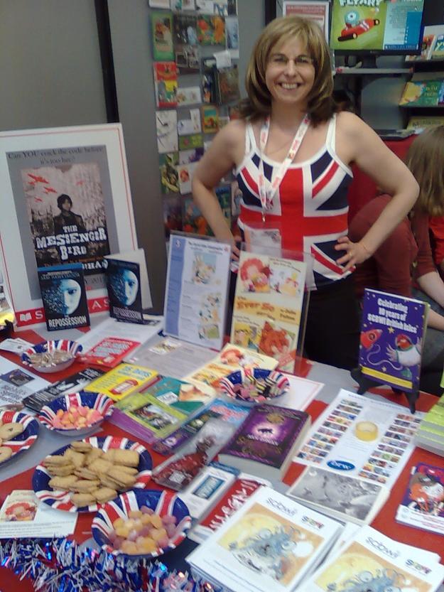 aBologna2012 British Isles stall