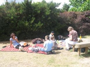 SCBWI British Isles Family Picnic 2010