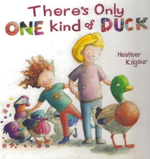 there's only one kind of duck