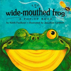 wide mouth frog
