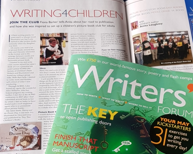 Writing 4 Children - Fiona Barker and Picture Book Club3