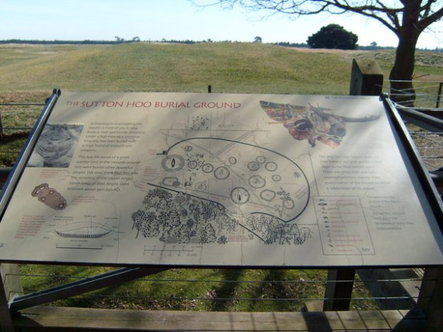 Sutton Hoo Burial Ground