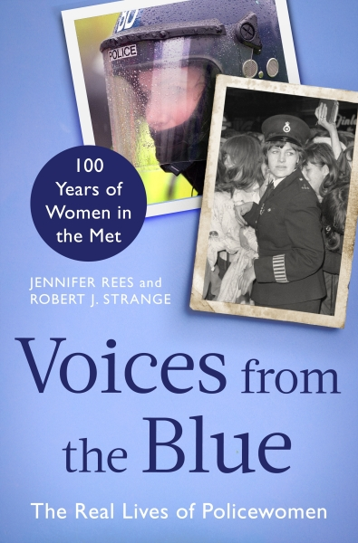 Voices from the Blue cover