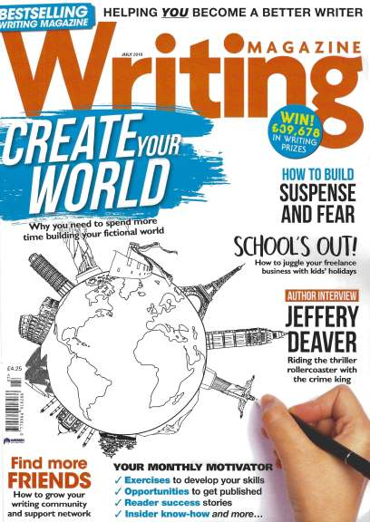 Writing Magazine - Schools Out