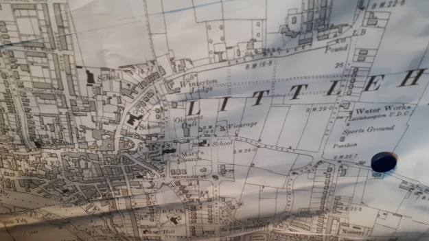 Old map Littlehampton