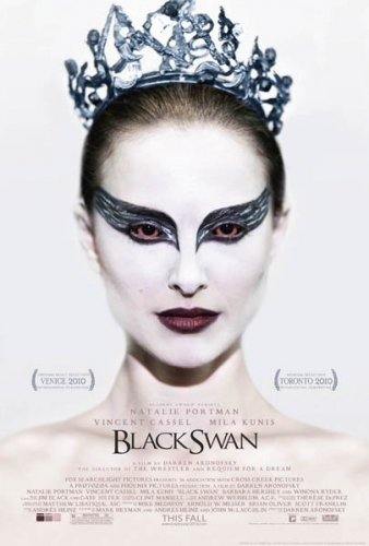 2010 film, The Black Swan - Natalie Portman
