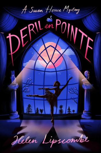 Peril En Pointe book cover