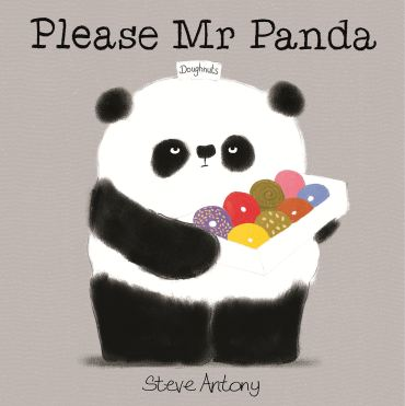 Please Mr Panda bookcover