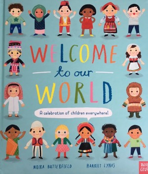 Welcome to our World book cover