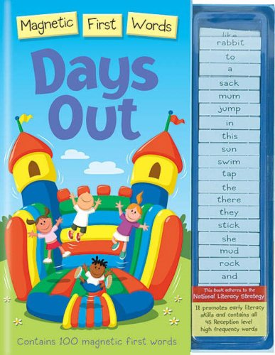 Magnetic First Words - Days