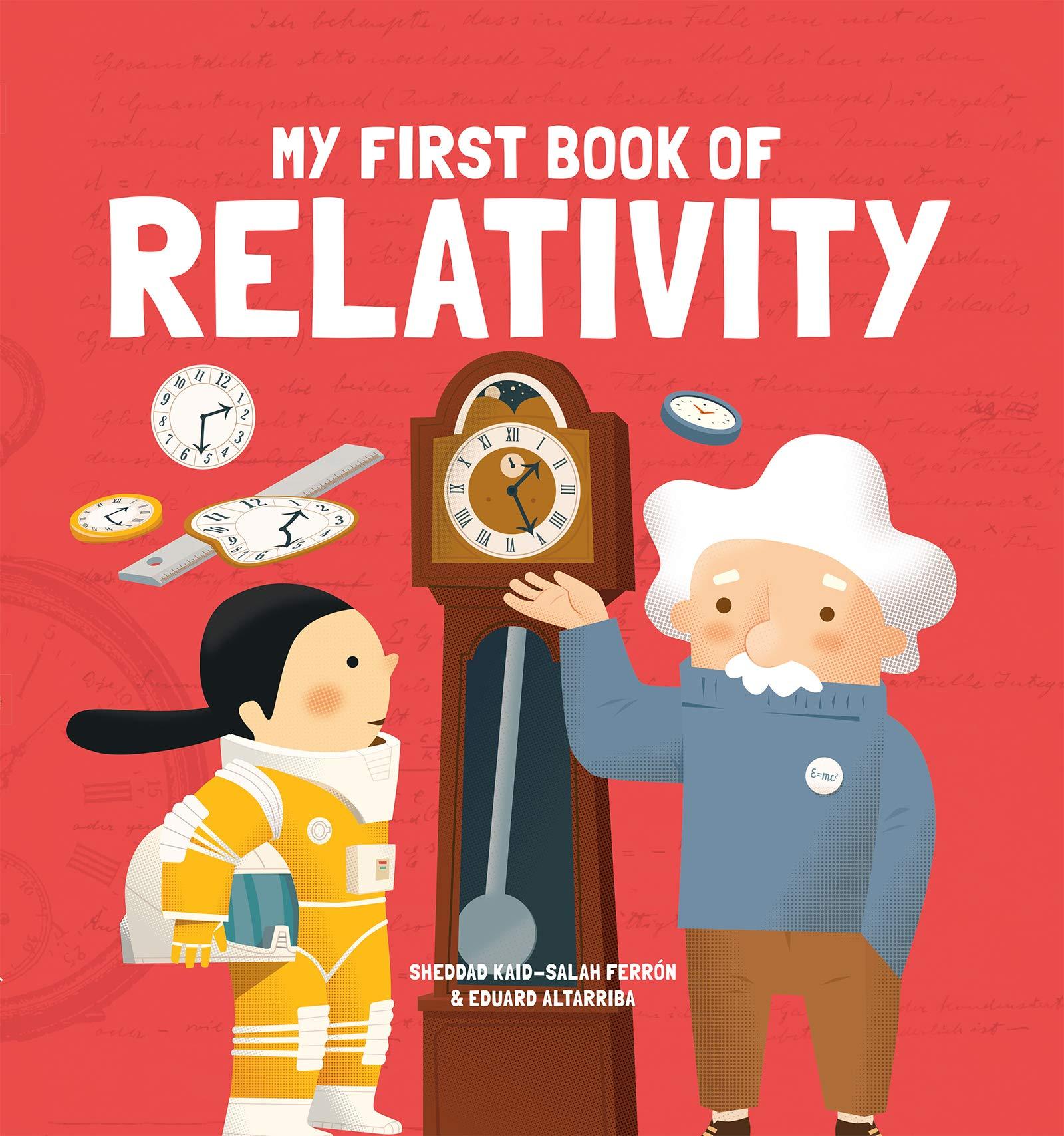 My First Book of Relativity by Sheddad Kaid-Salah Ferrón