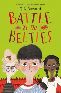 Battle of the Beetles book 3