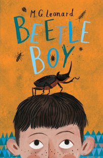 Beetle Boy book1