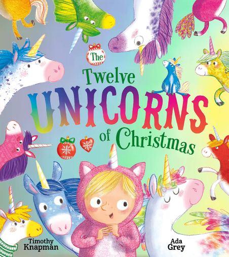 Twelve Unicorns of Christmas