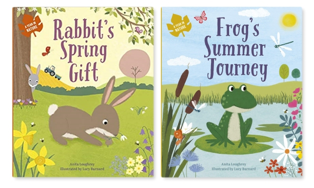 Spring and Summer books2