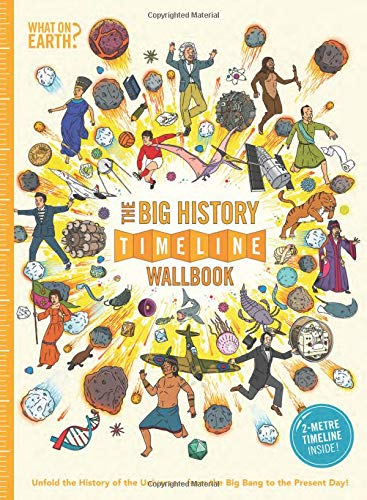 The Big History Timeline Wallbook cover