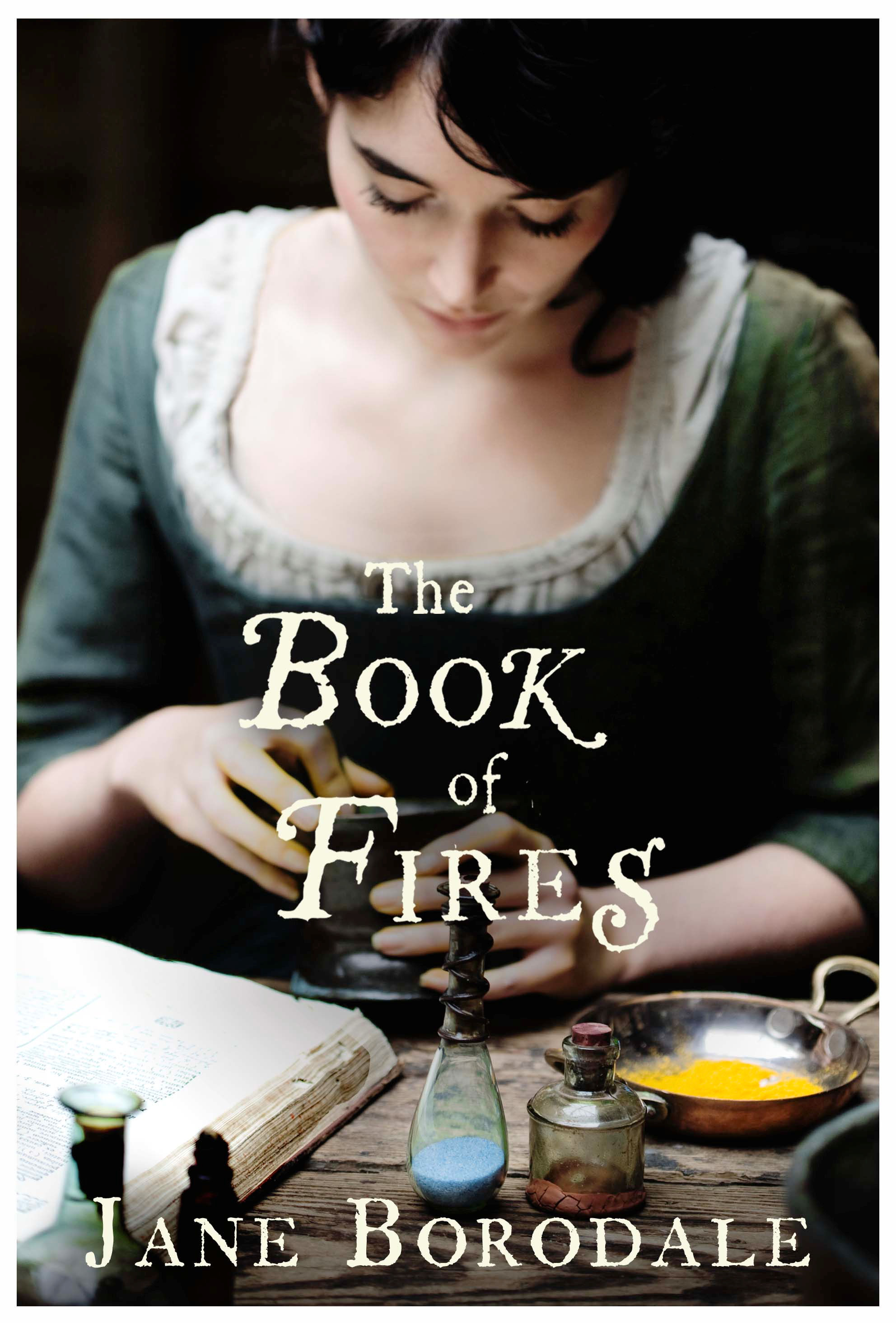 A THE BOOK OF FIRES