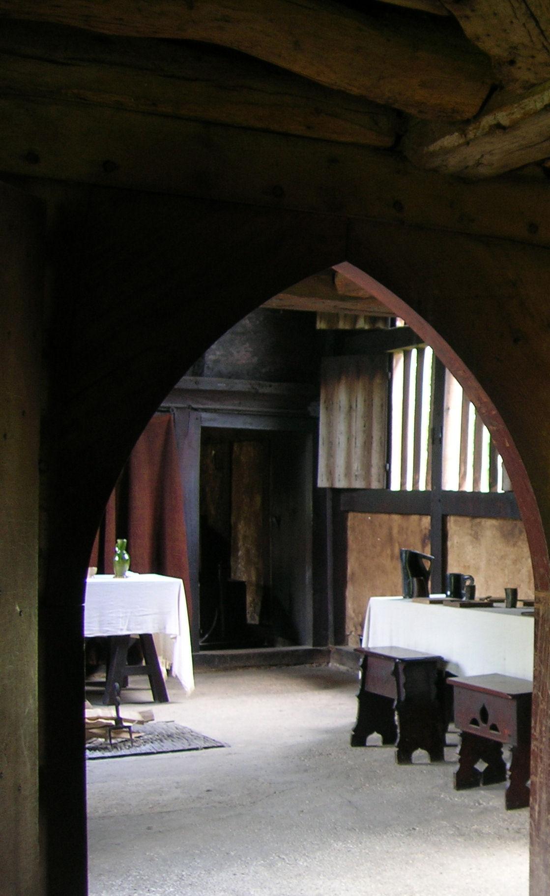 D Interior detail Bayleaf