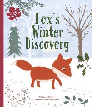 Fox's Winter Discovery