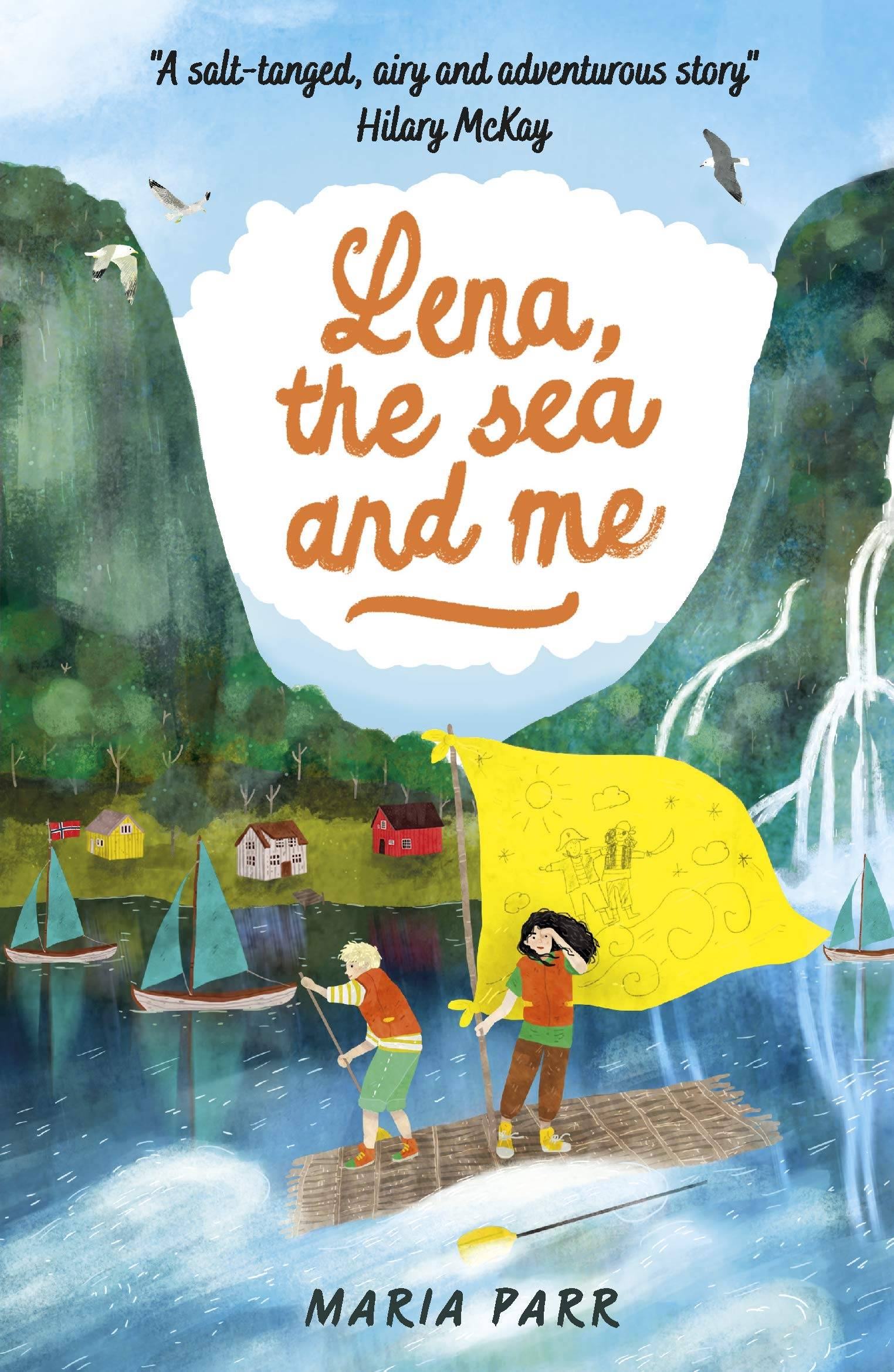Lena, the Sea and Me