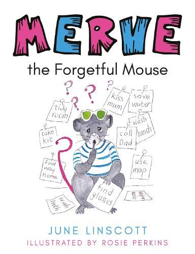 Merve the Forgetful Mouse